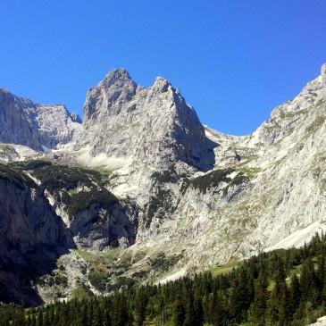 Vorbereitung an der Alpspitze