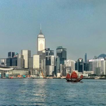 Ankunft und erster Tag in Hongkong