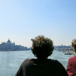Sightseeing in Budapest
