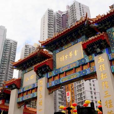 Ladies Market und Wong Tai Sin Tempel