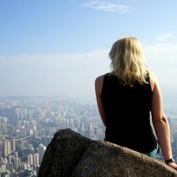 Trekking Lantau Island und Lion Rock