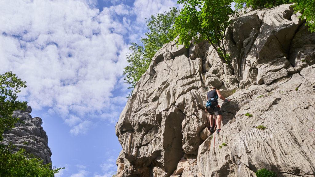 16 06 Klettern Paklenica 0018