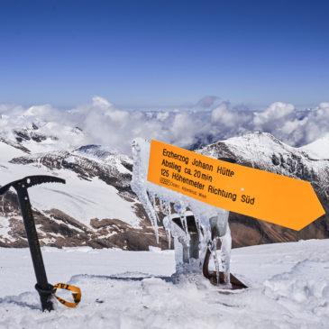 Großglockner – 1878 Höhenmeter in 6,5 Stunden