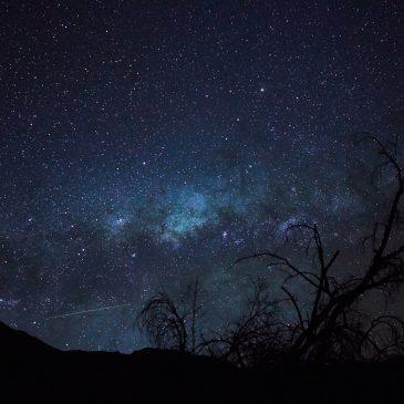 Sternenhimmel im Valle del Elqui