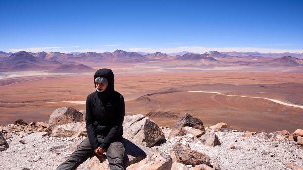 Geschafft, aber glücklich auf 5600m ü.NN.