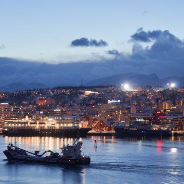 Tromsø, größte Stadt im Norden