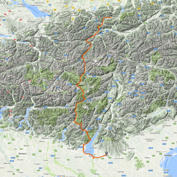 6000 Höhenmeter – Projekt Transalp