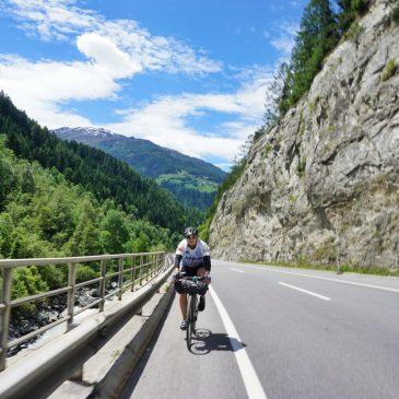 Projekt Transalp Etappe 1 – Österreich