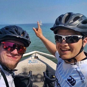 Projekt Transalp Etappe 4 – Lago di Garda
