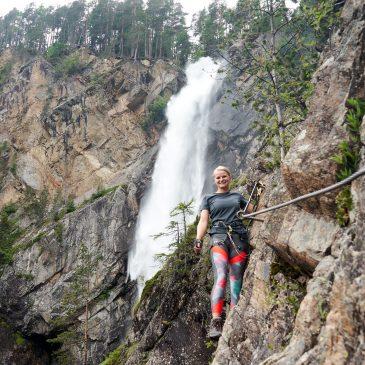 Lehner Wasserfall via Verrata