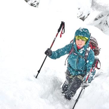 Schnee & Eis im Tal der Gesetzlosen
