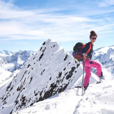 Freeriden am Stubaier Gletscher